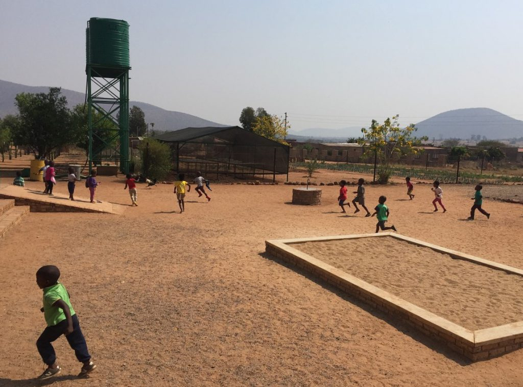 Construction d'une école au Bénin et au Togo