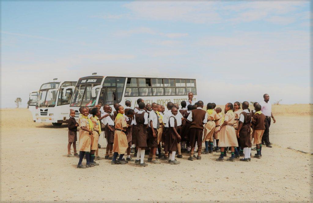 Les différents missions humanitaires rémunérées