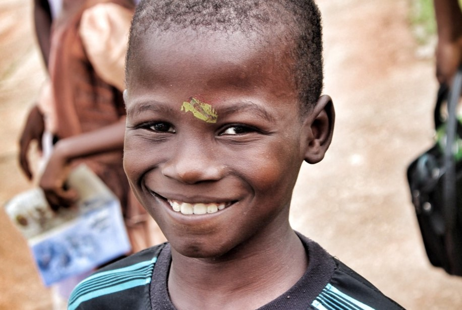 Nicolas Masihi: savoir aider les enfants