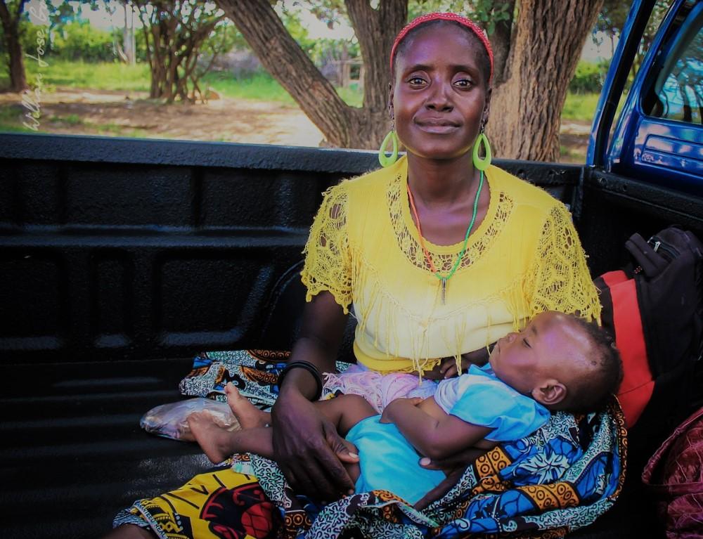Nicolas Masihi parle du rôle de l'association humanitaire